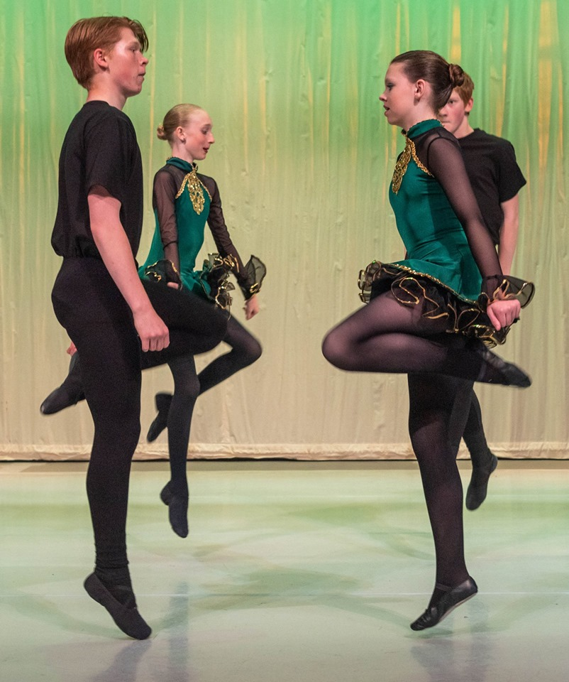 MAC Irish Dance Performance Troupe